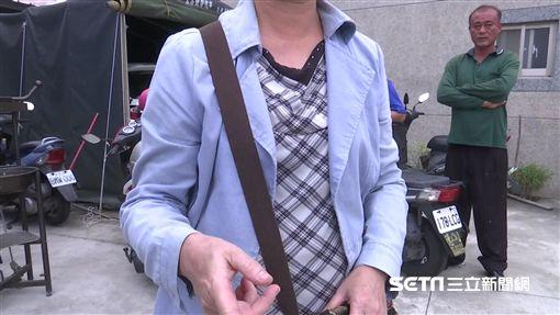 大甲電擊案,余姓婦人幸運逃死劫/記者蔡文淵攝