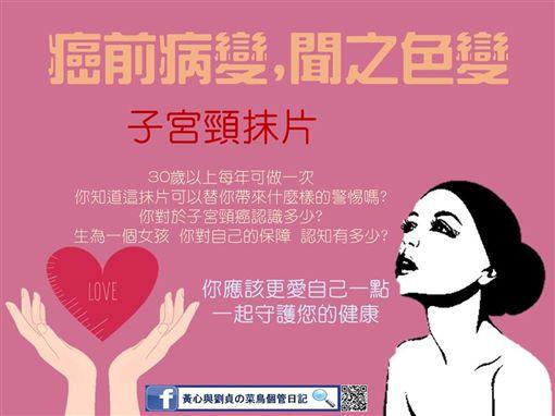 個管師,黃心與劉貞の菜鳥個管日記,癌症,子宮頸癌