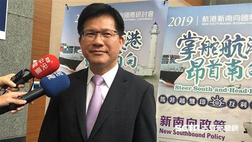 交通部,林佳龍,交通部長,/記者蕭筠攝影