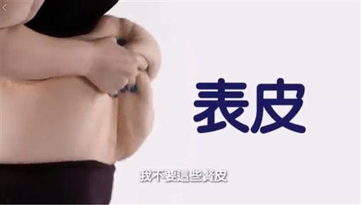 不少女生為了追求纖細身材,視減肥瘦身為終身奮鬥目標。美國一名體重235公斤的女子詹娜(Janae),在2年內透過胃繞道手術、健身,成功減掉160公斤,但詹娜變瘦後並不開心,反倒對「鬆弛的皮膚」相當不滿,甚至後悔自己減肥成功。(圖/翻攝自旅遊生活頻道 - TLC Taiwan臉書)