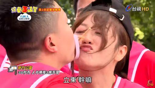 綜藝三國志 瑪莉 張立東 (圖/臉書、YouTube)