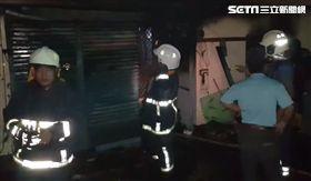 屏東民宅暗夜惡火! 火困「4歲小兄弟」送醫雙亡
