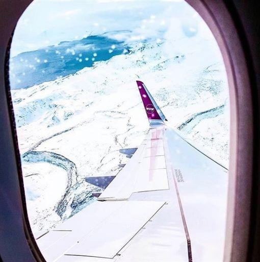 冰島WOW air(圖/翻攝自WOW air IG)