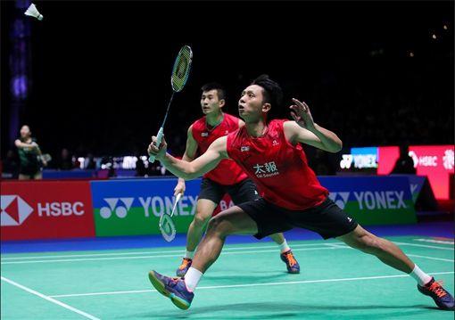 男雙是中華隊能否挺進4強的關鍵。(圖/翻攝自BWF官網)