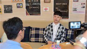 屏東大學教育心理與輔導學系1年級學生吳承嶸。(圖/翻攝自國立屏東大學臉書)