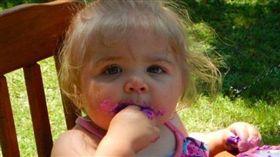 美國,明尼蘇達州,莉克,女嬰,器捐。(Picture:Triangle News)
