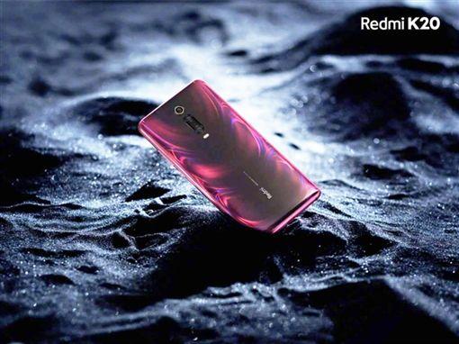 紅米K20,小米,雷軍,小米手機圖/翻攝自快科技