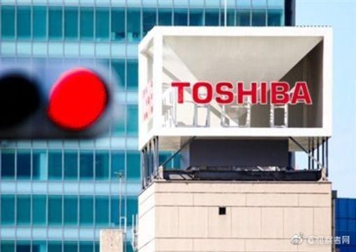 日本東芝(Toshiba)爆出可能加入美國封殺華為的行列。(圖/翻攝自微博)