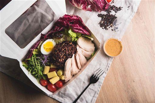 健康,輕食,便當,小農展。