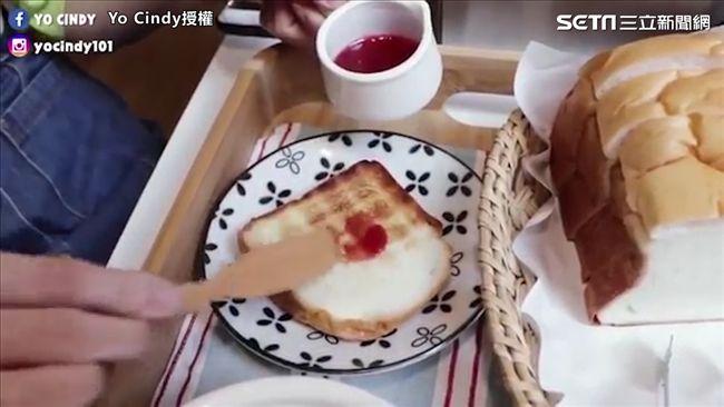 手機先食!台灣也能吃到韓式烤土司