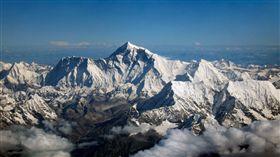 聖母峰,山頂塞車,非洲,卡馬洛,尼泊爾(圖/翻攝自維基百科)
