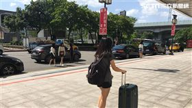 放晴,太陽,好天氣,熱,/記者蕭筠攝影