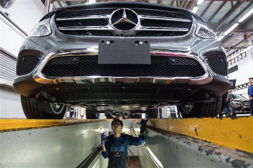 ▲賓士回廠保養活動展開。(圖/Mercedes-Benz提供)