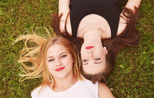 閨密、好友、姊妹 圖/pixabay