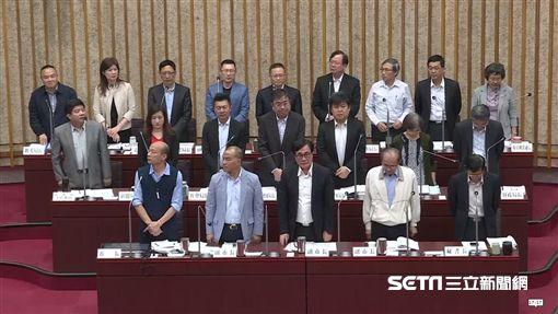 韓國瑜,高雄市議會