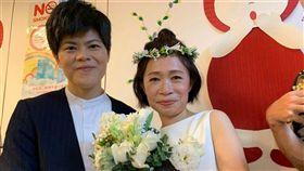 首對同婚  陳雪:感情路走得好艱辛 陳雪,同婚