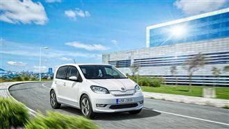品牌首輛電動車登場 可跑265公里
