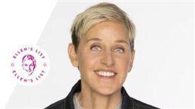 艾倫(圖/翻攝自Ellen DeGeneres臉書)