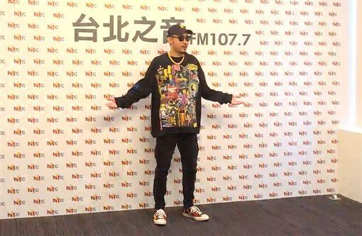 熱狗(圖/截自Hit FM聯播網影片截圖)