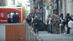 法國里昂包裹炸彈(圖/翻攝自Fox News Youtube)