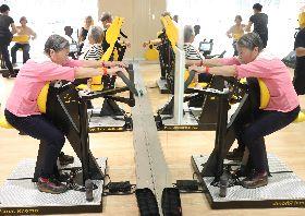 熟齡健身房 課程多元(1)