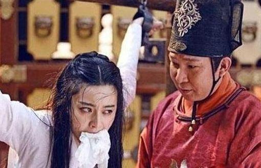 清朝,女性,坐牢(圖/翻攝自今日頭條)