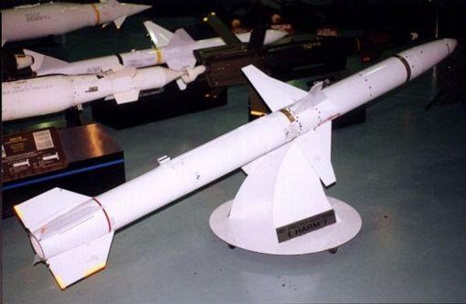 反輻射飛彈  (圖/翻攝雷神公司官網)