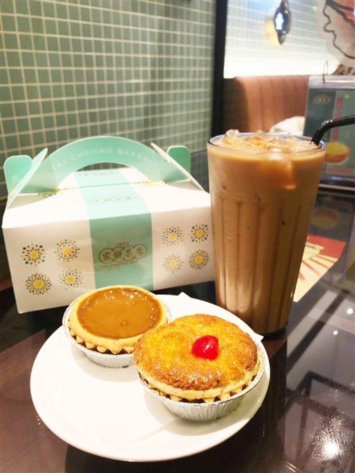 喫茶小舖, 泰昌餅家。
