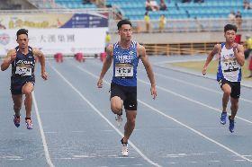 台灣國際田徑公開賽 楊俊瀚晉級決賽(