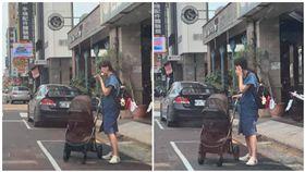 叫妻小幫佔車位 他怒:不覺得丟臉嗎/爆怨公社