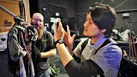 動畫導演朱祥溥 光雕投影為布袋戲創造