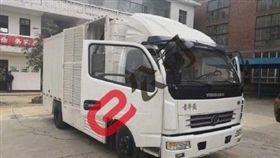 中國「水氫車」騙超大!遭揭發偷接電 笑翻網友:超英趕美(圖/翻攝自頭條日報微博)