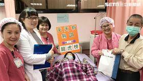 衛生福利部,台北醫院,控磷,血液透析中心,陳殷正,洗腎 圖/台北醫院提供