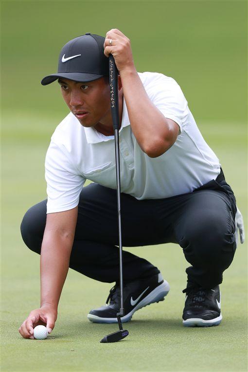 ▲潘政琮有機會搶PGA第2勝。(圖/美巡賽提供)