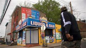 新澤西州酒吧外傳槍擊 10傷2命危(圖/翻攝自紐約時報)