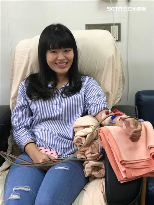 造血幹細胞,慈濟基金會,慈濟骨髓幹細胞中心,骨髓捐贈,廖孟軒