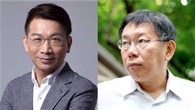 徐永明,柯文哲(臉書組合照)