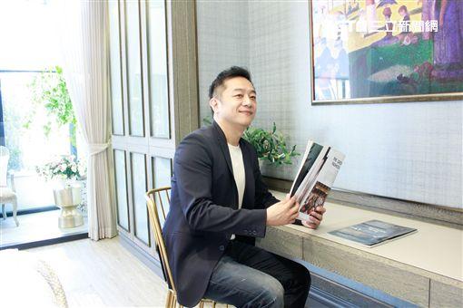 陳昭榮直播賣房圖/翰成數位提供