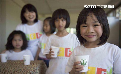 安得烈慈善協會,賀寶芙,弱勢兒童,營養,公益,弱勢圖/賀寶芙提供