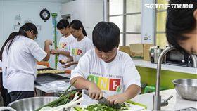 安得烈慈善協會,賀寶芙,弱勢兒童,營養,公益,弱勢 圖/賀寶芙提供