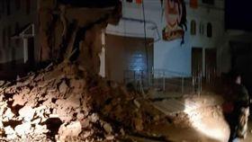 祕魯,地震,強震,USGS,海嘯,傷亡,推特, 圖/翻攝自推特 https://parg.co/CDI