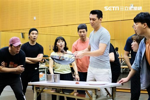 聶雲演出音樂劇《飲食男女》圖/天作之合提供