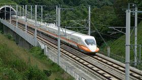 台灣高鐵。(圖/翻攝自維基百科)