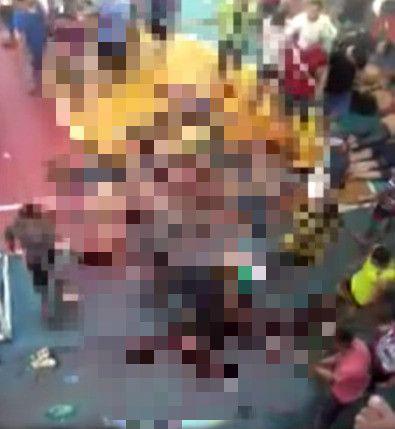 巴西監獄暴動(圖/翻攝自YouTube)