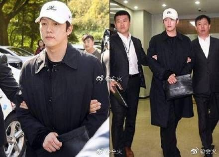 具荷拉前男友崔鍾範/家暴/偷拍/發道歉文不忘宣傳被砲轟。微博