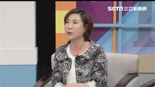 謝震武、醫藥記者洪素卿、生理學講師Wendy《震震有詞》圖/高點電視台提供