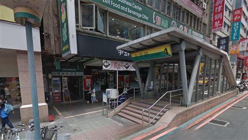 台北市捷運古亭站外觀(翻攝Google Map)