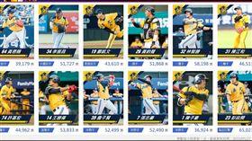 中華職棒明星賽票選。(圖/中職提供)