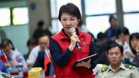 台中市長盧秀燕,圖/翻攝自盧秀燕臉書