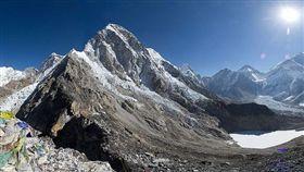 聖母峰。(圖/翻攝自維基百科)